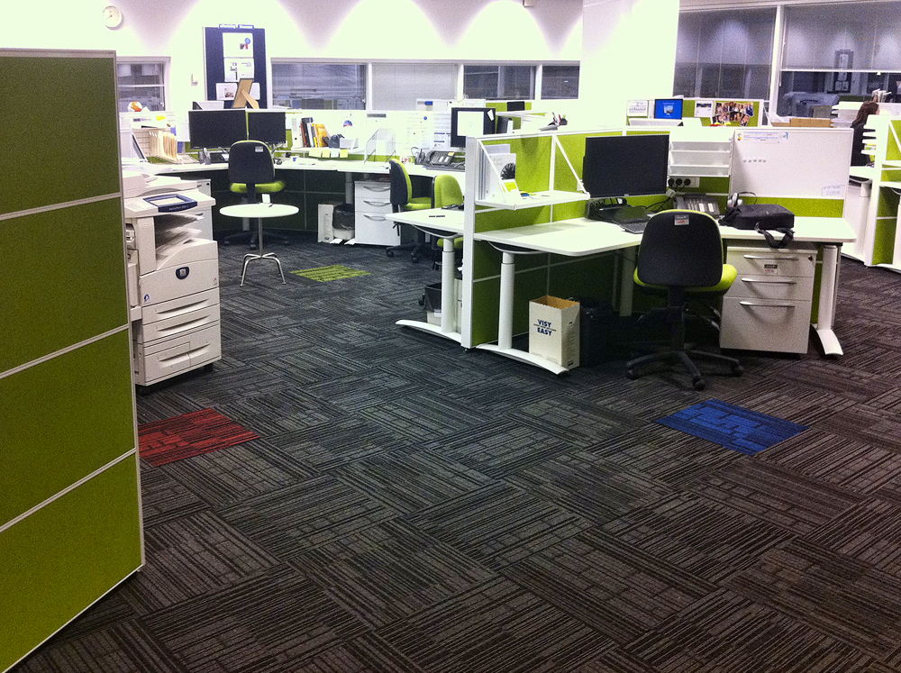 Office Carpet Tiles by Icon Floors - Commercial Carpet Melbourne